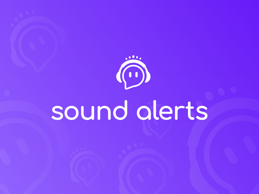 Sound Alerts Twitch Extension Example