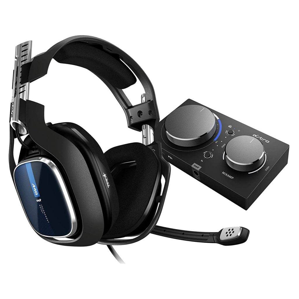 Astro A40 TR Gaming Headset with MixAmp Pro