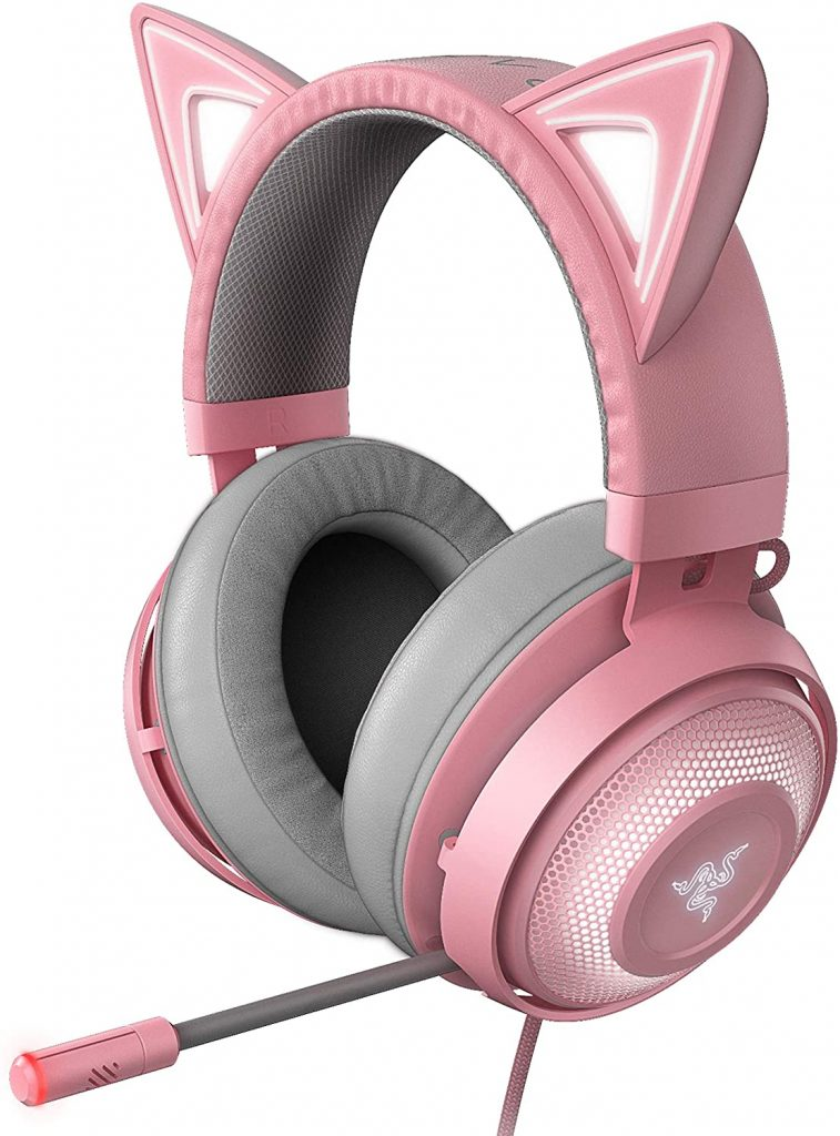 Razer Kraken Kitty Edition Gaming Headset